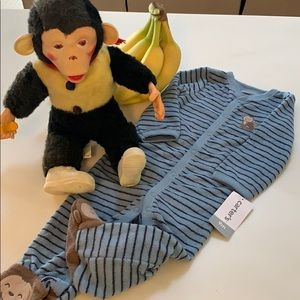 Brand new monkey sleeper